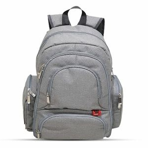 Diaper Backpack w/Changing Pad